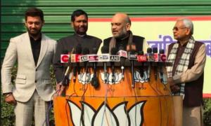 Bihar Lok Sabha 2019 NDA Candidate List