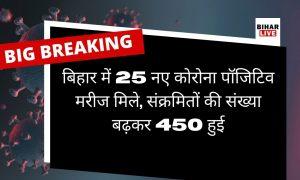 Bihar Corona Updates