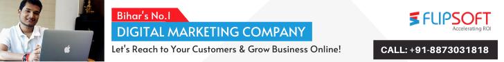 Digital Marketing Company in Patna